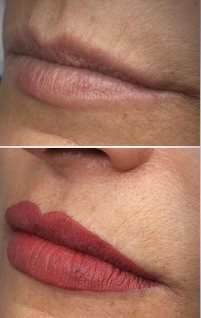Wink dermopigmentação